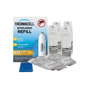 ThermaCELL refill R4 til myggjager
