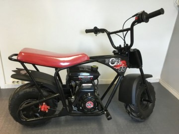 Burro Max 80 CC Mini Bike