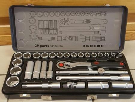 Pipeverktøy og piper