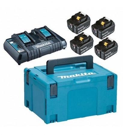 Lader,batteri og batteripakker