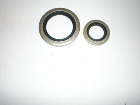 Bonded seal / tette ring
